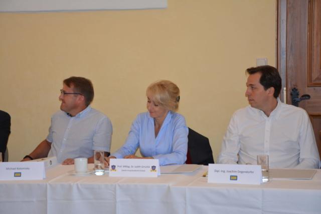 Michael Kotomisky, Judith Girschik, Joachim Degendorfer