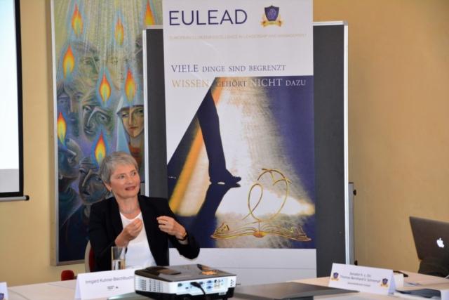 Irmgard Kuhner Beichtbucher Eulead Summer School