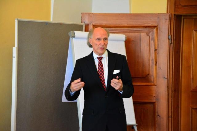 Dr. Josef Fritz, Eulead Summer School 2018