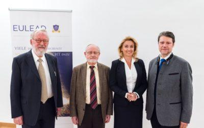 "EULEAD Salon ""Führungskonzepte neu denken – Quantenmechanik vs. Management"" mit Prof. Herbert Pietschmann"